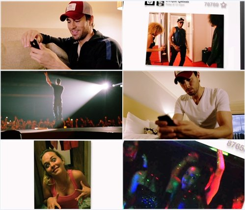 Enrique Iglesias - Turn The Night Up (Fan Video)