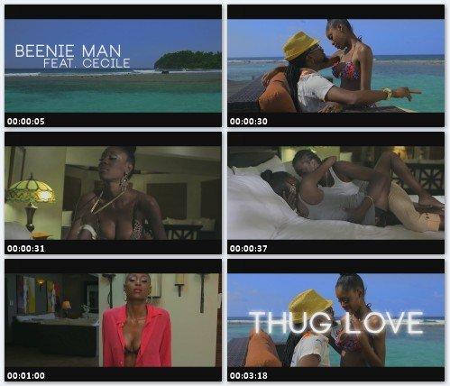 Beenie Man & CeCile - Thug Love