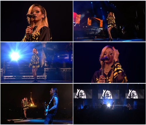 Rihanna - Medley (Live at T in the Park)