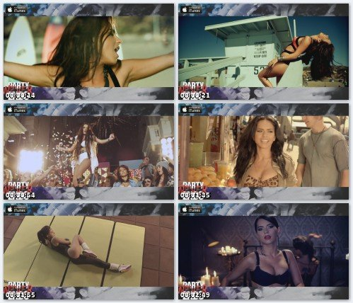 Inna - Party Never Ends (Official Medley)