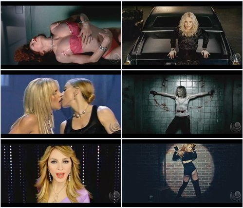Madonna - Megamix (by DJ Linuxis)