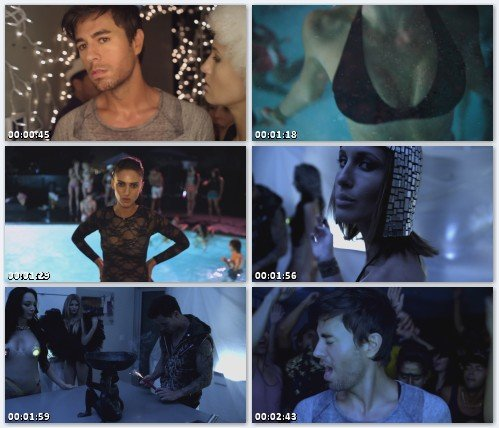Enrique Iglesias - Turn The Night Up