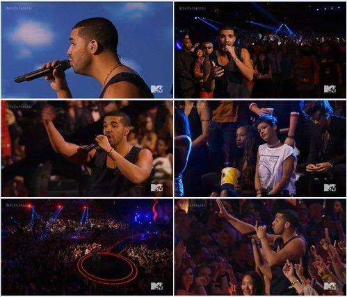 Drake - Medley (Live @ MTV VMA 2013)