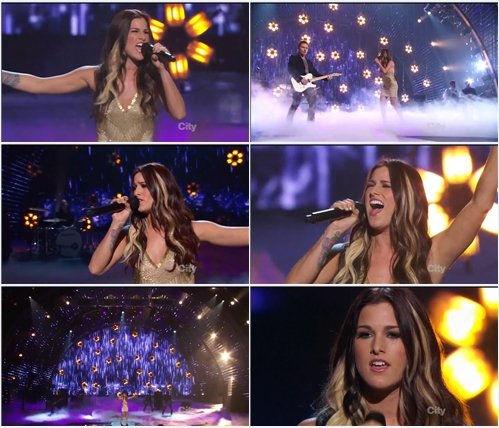 Cassadee Pope - Wasting All These Tears (America's Got Talent 2013)