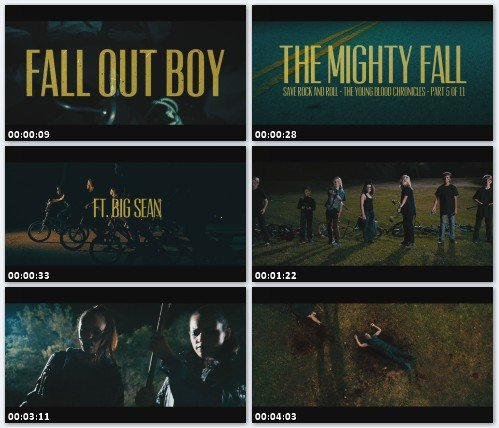 Fall Out Boy ft. Big Sean - The Mighty Fall