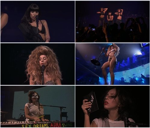 Lady Gaga - Live at iTunes Festival