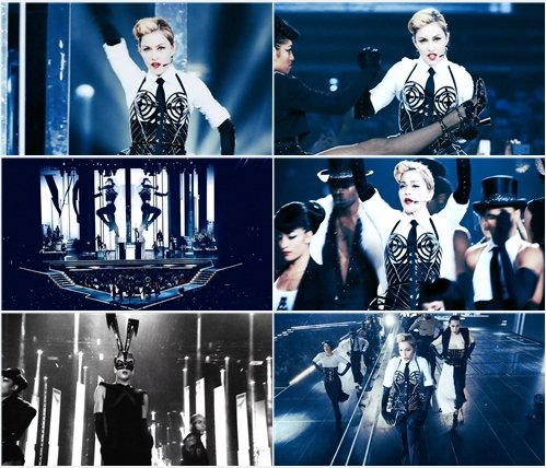 Madonna - Vogue (MDNA World Tour 2013)