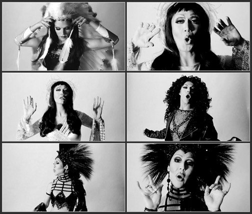 Cher - Woman's World (RuPaul's Drag Race Remix)