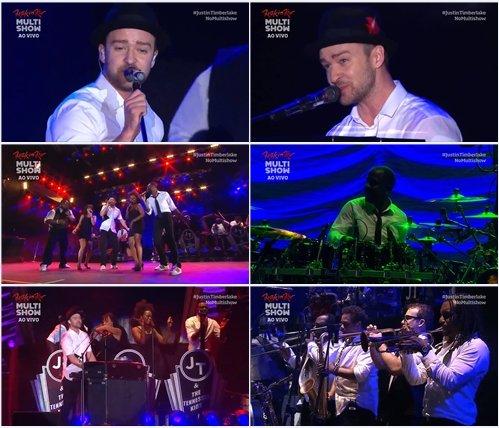 Justin Timberlake - Live @ Rock in Rio