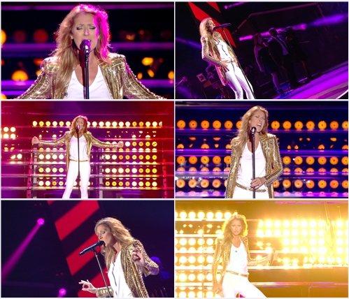 Celine Dion - Loved Me Back to Life (Live in Quebec City)