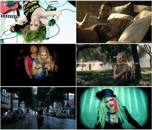 Avril Lavigne - Megamix (by Dj R3N0$)