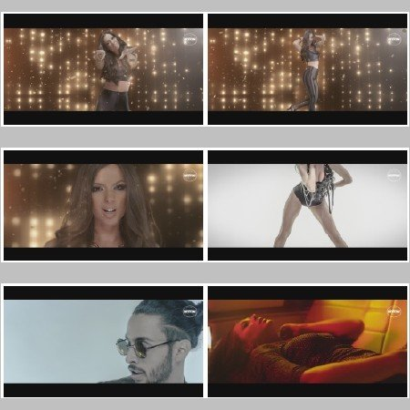 Jessica D. & Glance - Get Down