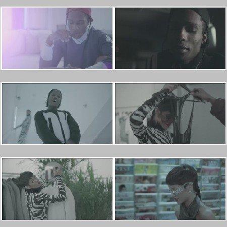 ASAP Rocky & Rihanna - Fashion Killa