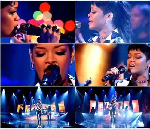 Rihanna - What Now (Live @ Alan Carr Chatty Man)