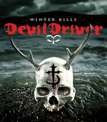 DevilDriver - Winter Kills (Bonus DVD) (2013)