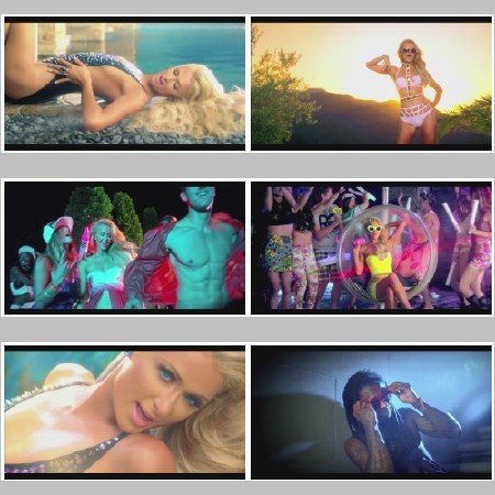 Paris Hilton & Lil Wayne - Good Time