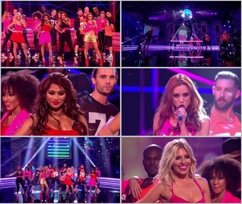 The Saturdays - Disco Love (Live @ Stepping Out)