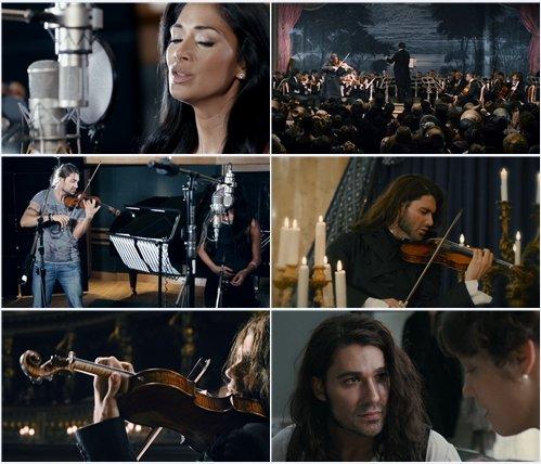 David Garrett ft. Nicole Scherzinger - Io Ti Penso Amore (OST Paganini: The Devil's Violinist)