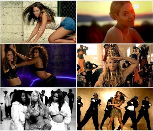 Beyonce - Megamix