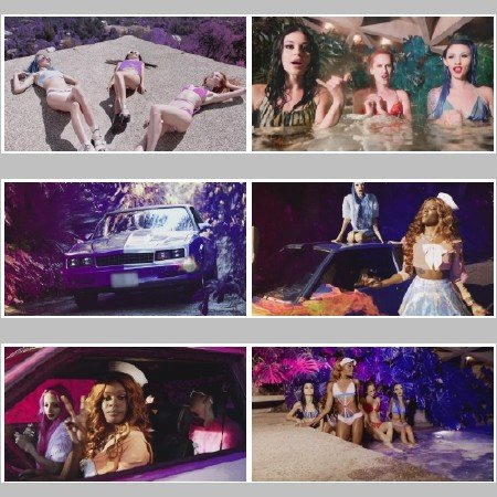 Azealia Banks & Pharrell - ATM Jam