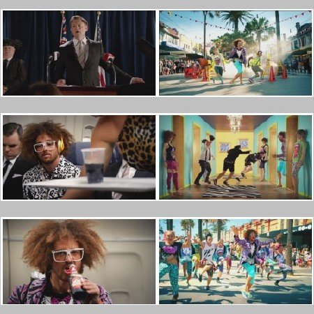 Redfoo - Let`s Get Ridiculous