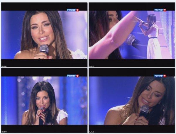 Ани Лорак - Солнце (Live, Субботний вечер 2013)