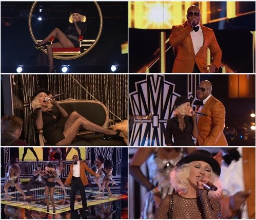 Flo Rida ft. Christina Aguilera - How I Feel (Live @ The Voice)