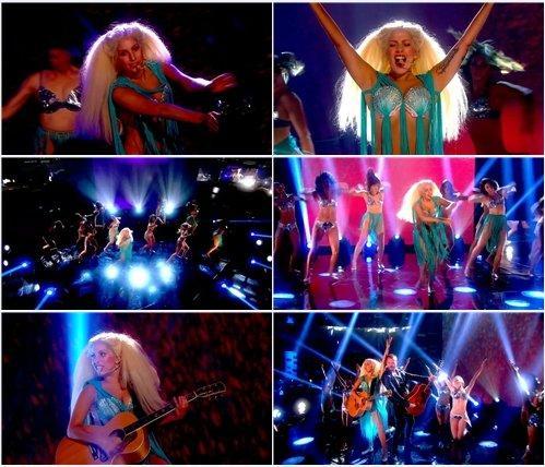 Lady Gaga - Venus (Live @ Graham Norton Show)