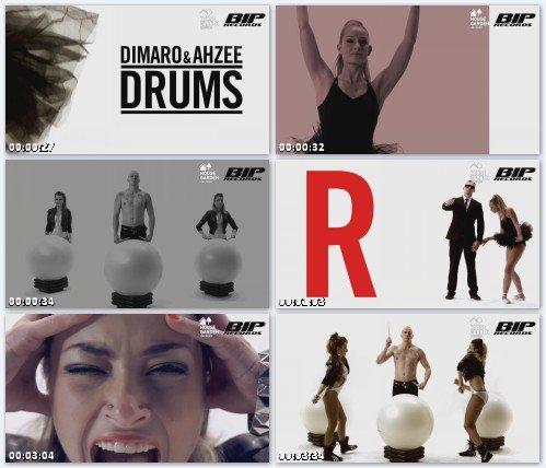 Dimaro & Ahzee - Drums