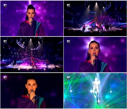 Katy Perry - Unconditionally (Live @ MTV Europe Music Awards 2013)