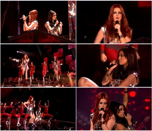 Icona Pop - I Love It (Live @ MTV Europe Music Awards 2013)