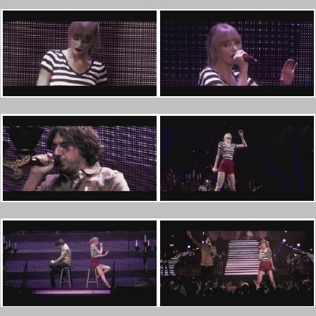 Taylor Swift & Gary Lightbody - The Last Time (Live)