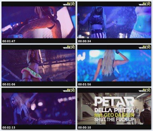 Petar Della Pietra & Geo Da Silva - Shut The Fuck Up