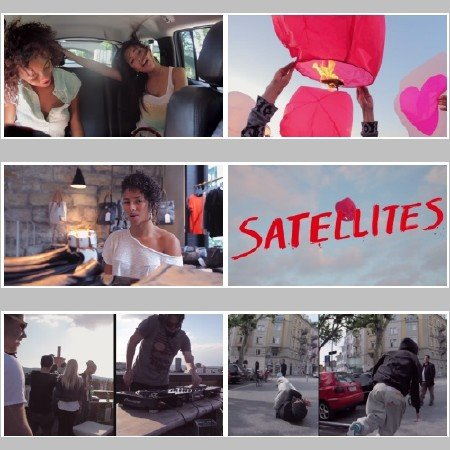 Alex Price - Satellites