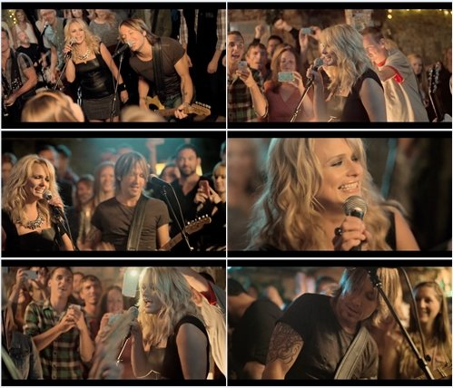 Keith Urban ft. Miranda Lambert - We Were Us