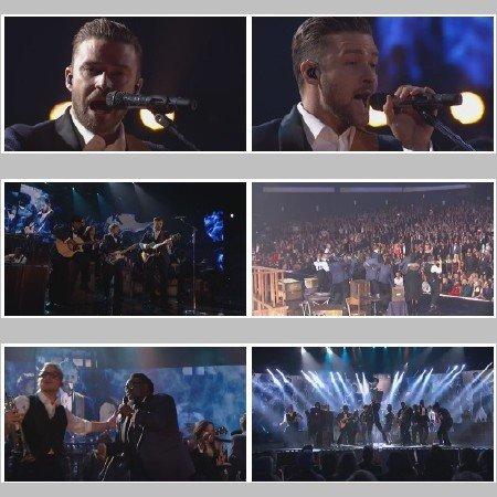 Justin Timberlake - Drink You Away (Live, AMAs)