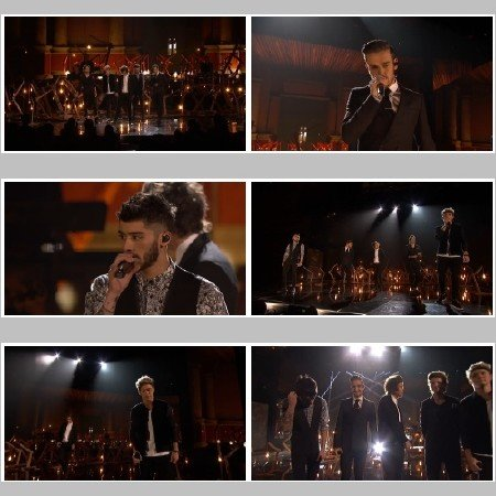 One Direction - Story of my Life (Live, AMAs)