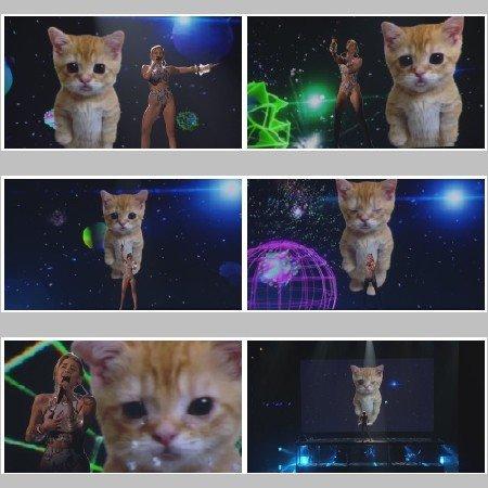 Miley Cyrus - Wrecking Ball (Live, AMAs)