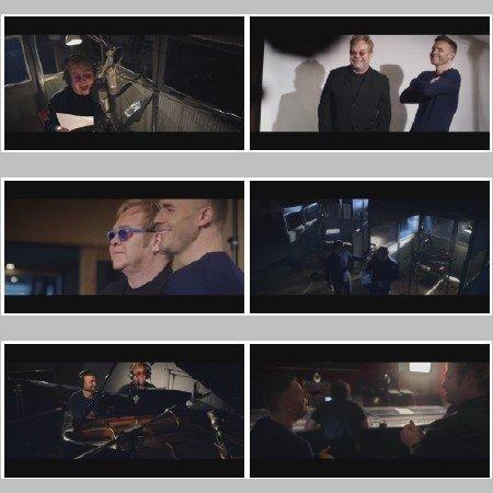 Gary Barlow & Elton John - Face To Face