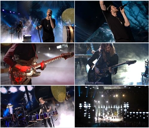 Imagine Dragons - Demons / Radioactive (Live @ AMA 2013)