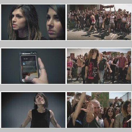 Headhunterz & Krewella - United Kids of the World