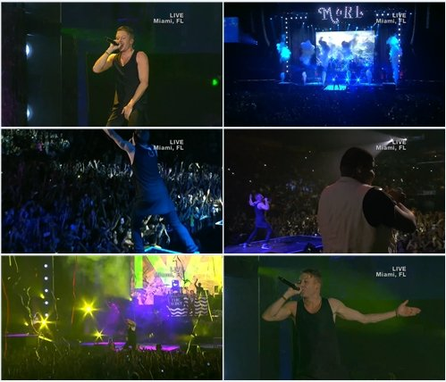 Macklemore and Ryan Lewis - Can't Hold Us (Live @ AMA 2013)