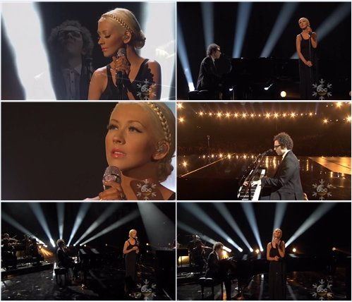 A Great Big World & Christina Aguilera - Say Something (Live @ AMA 2013)