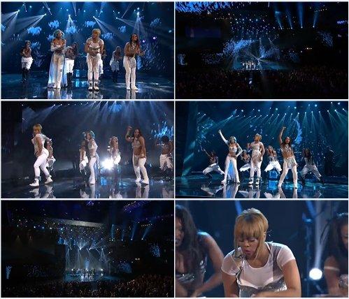 TLC & Lil Mama - Waterfalls (Live @ AMA 2013)