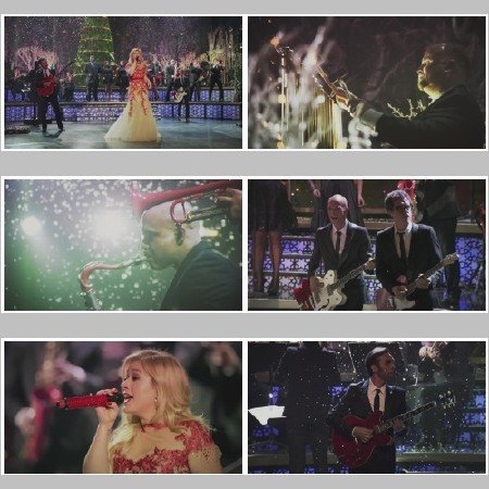 Kelly Clarkson - Underneath the Tree (Live)