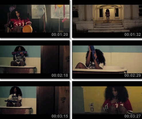 SZA Feat. 50 Cent - Teen Spirit (Remix)