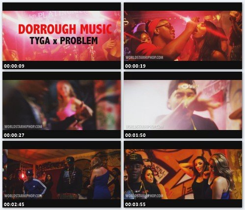 Dorrough Music Feat. Tyga & Problem - After Party Remix