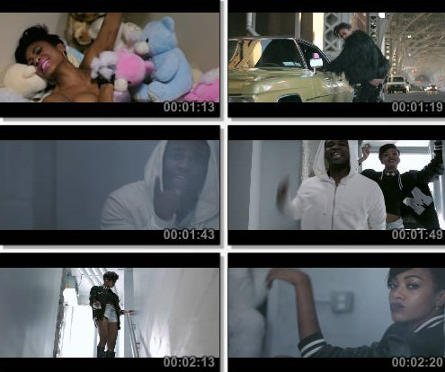 MAADMoiselle ft. A$AP Ferg - Killa