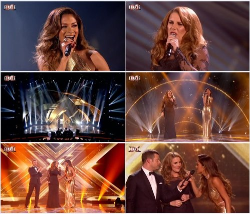 Sam Bailey ft. Nicole Scherzinger - And I'm Telling You (Live @ The X Factor)