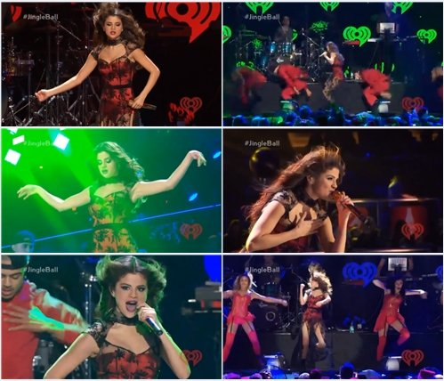 Selena Gomez - Live @ Z100's Jingle Ball New York Show